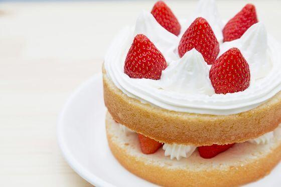ケーキ 生クリーム 苦手